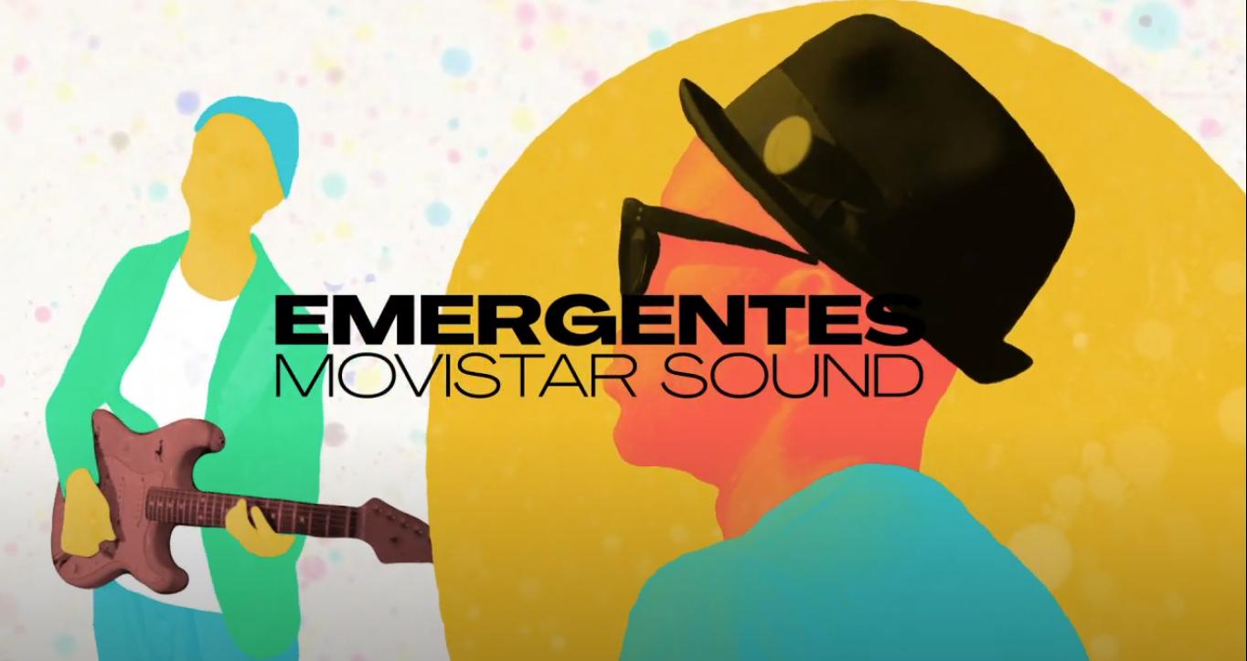 Said Muti en Emergentes de Movistar Sound en Movistar +