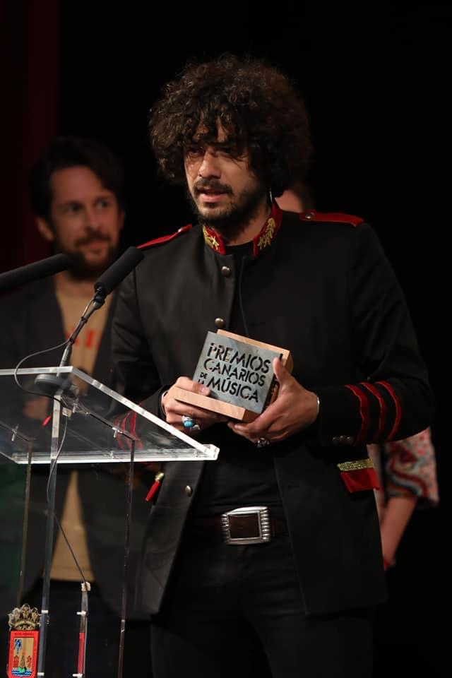 """""""Ahora"""" de Said Muti mejor videoclip en los Premios Canarios de la Música"""