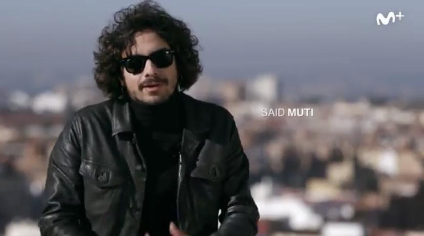 Said Muti en Canciones desde la Azotea: Elton John de Movistar +