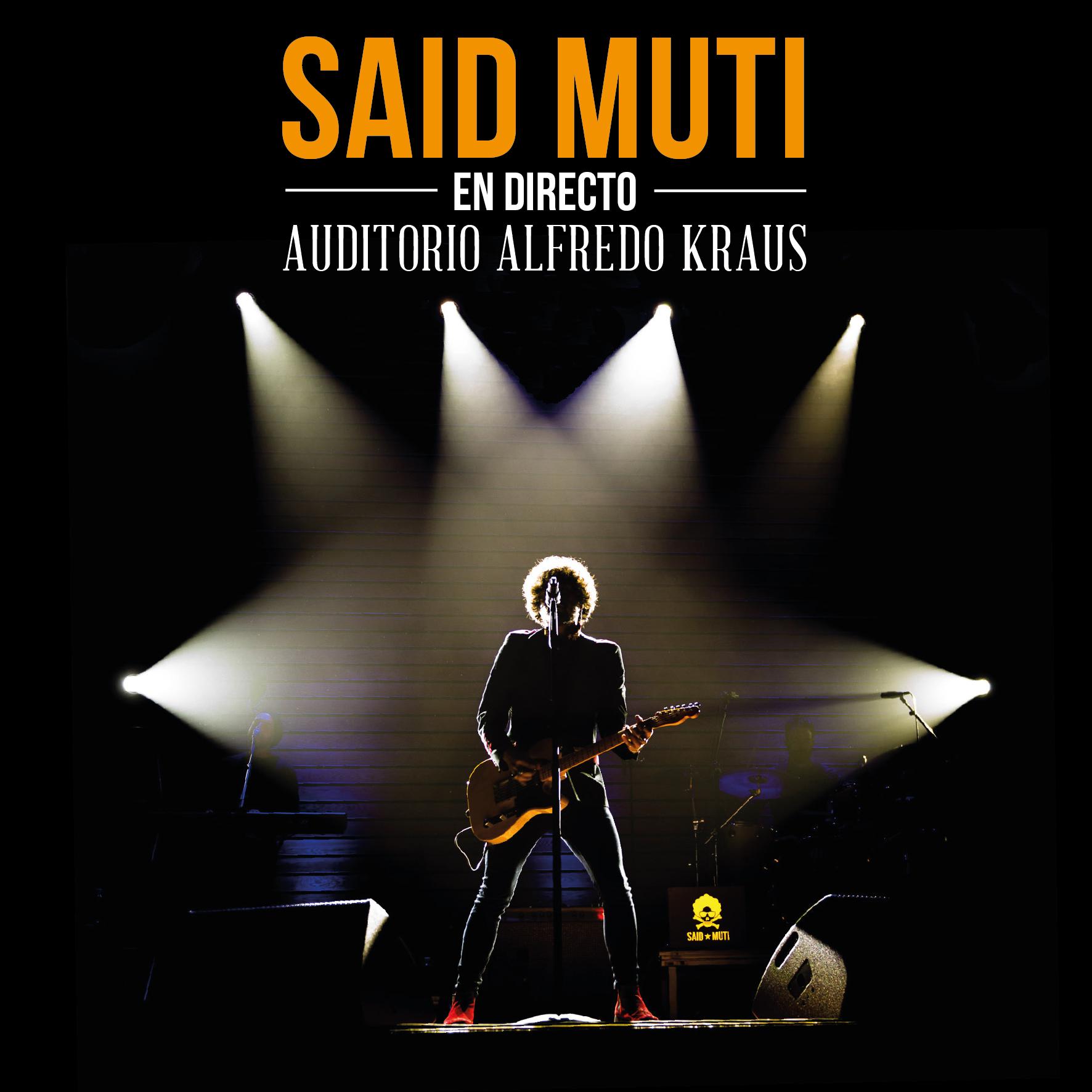 Nuevo Disco en Directo Desde el Auditorio Alfredo Kraus