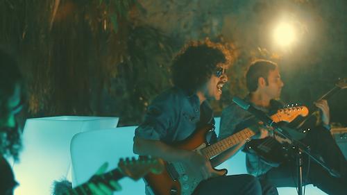"""""""La memoria de tu piel"""" es la canción elegida para la segunda entrega de los vídeos realizados para el espacio #canariassuena de Radio 3 y rtve.es"""