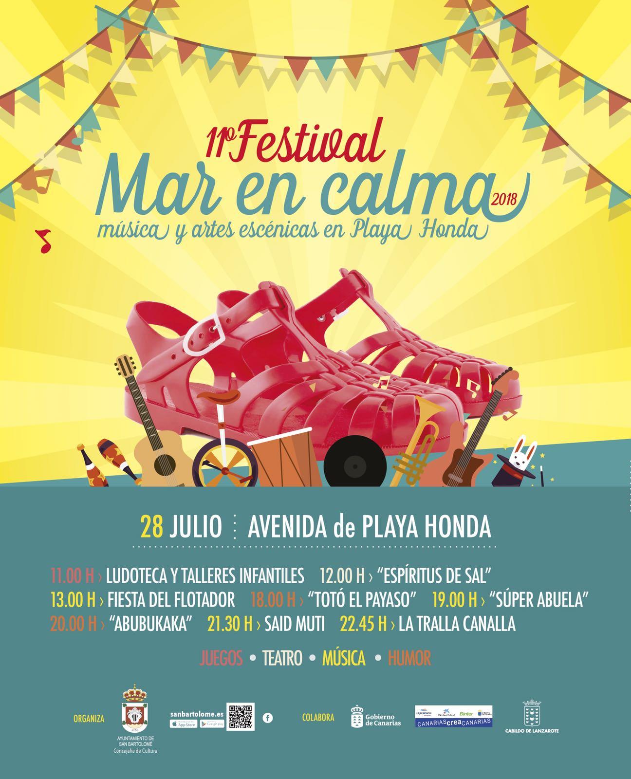 Festival Mar en Calma